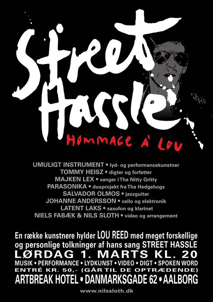 Street Hassle web 2
